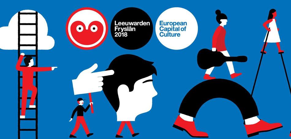 Top evenementen in Leeuwarden culturele hoofdstad 2018